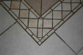 Before Cleaning - Kitchen Tile
